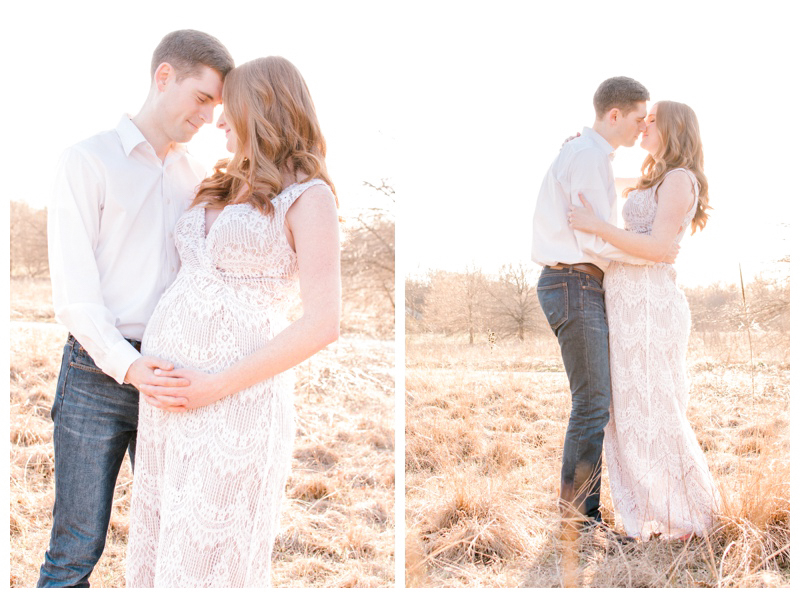Natural Light Maternity Photographer