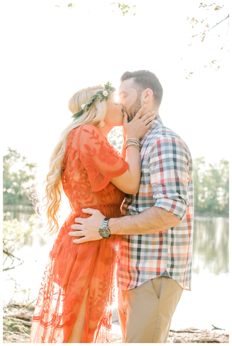 Natural Light Engagement Sessions
