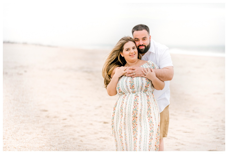 Natural Light Maternity Photographer NJ