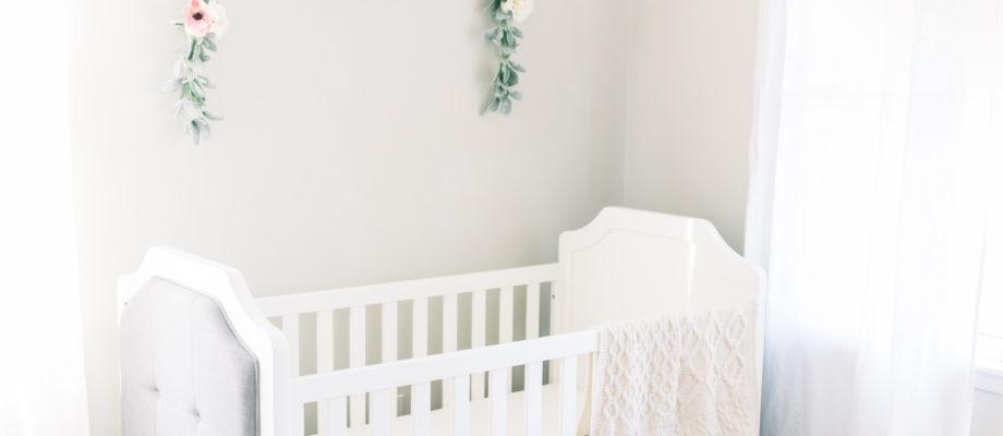 Our Baby Girl's Nursery