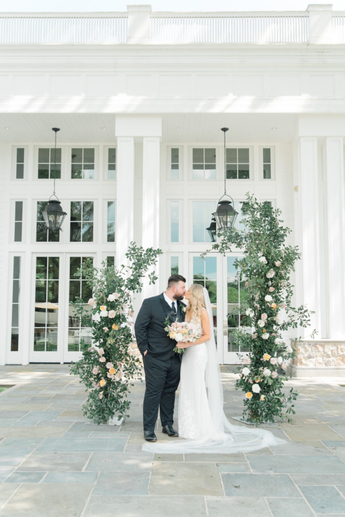 The Ryland Inn Wedding